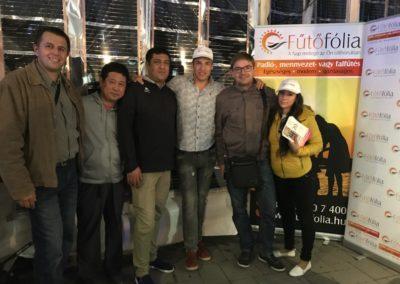 Elektromos sátorfűtés, Elektromos sátorfűtés- Intelligens fűtőfólia a Zamat fesztiválon