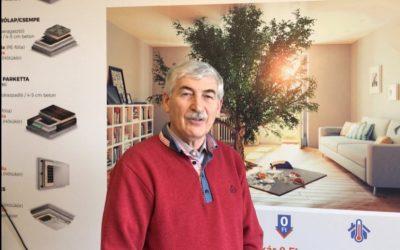 Kiss Tibor villamosmérnök tapasztalata az Intelligens Fűtőfóliáról