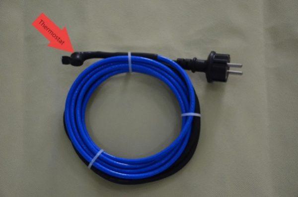 PHC15-7 Fagyvédelmi fűtőkábel 7 méter