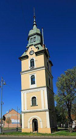 250px Leaning Tower Szecseny Hungary W SW 1