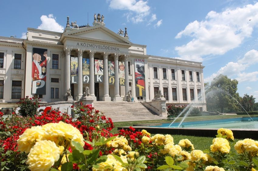 Moraferenc Muzeum 1