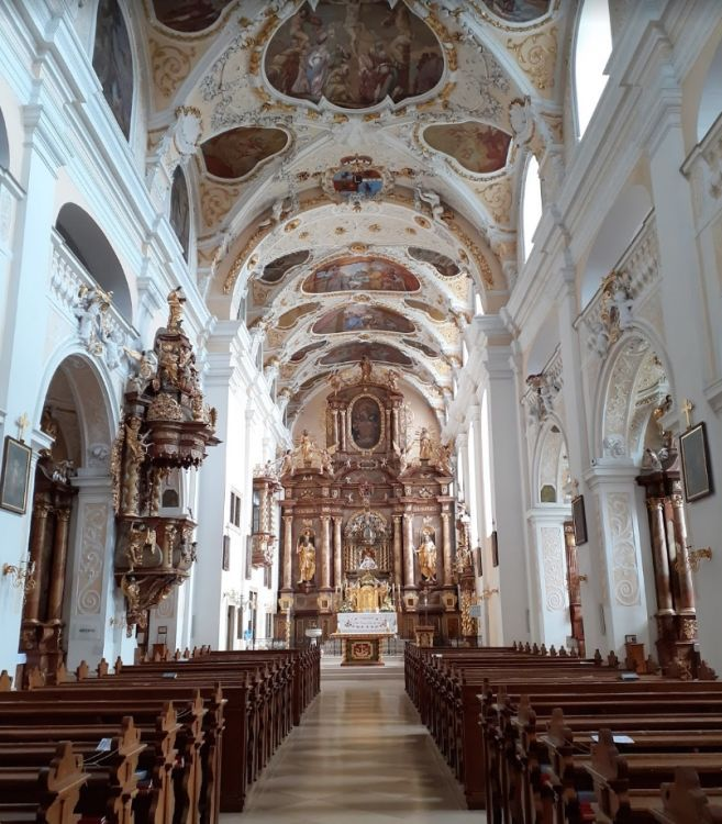 Utazaskatalogus Gyor Es Kornyeke Latnivalok Bazilika 1